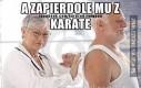 Grażyna karateka
