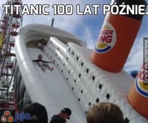 Titanic 100 lat później