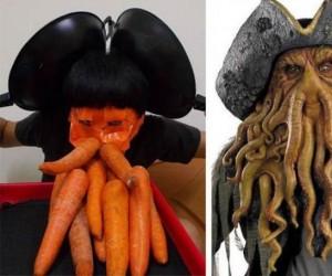 Niskobudżetowy Davy Jones