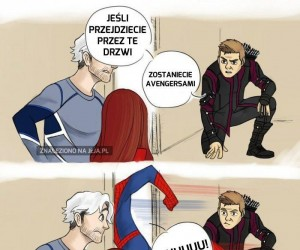 Spiderman... Co?!