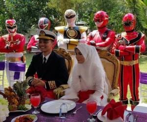 Go, go, Power Wedding!