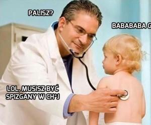 U lekarza