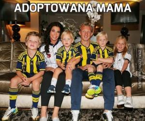 Adoptowana mama