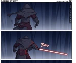 Darth Spikey