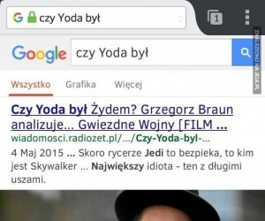 Yoda był żydem?