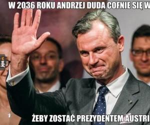 Nowy prezydent Austrii