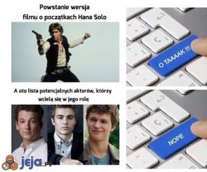 Film o Hanie Solo