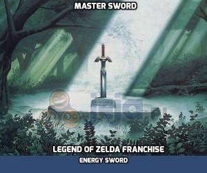 Który miecz byś wybrał, gdyby istniały naprawdę?