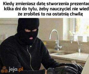 Z życia hakera