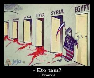 - Kto tam?
