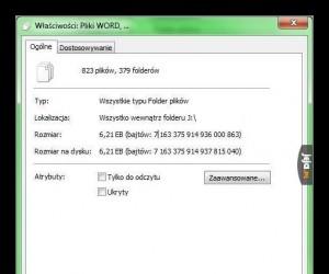Tak, Windowsie, nie masz żadnych błędów