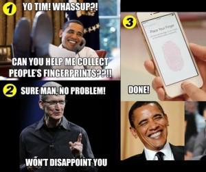 Gratulujemy posiadaczom iPhone'ów