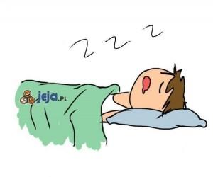 Nocne sikanie...