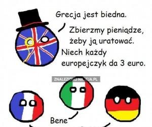 Smutna prawda o Grecji