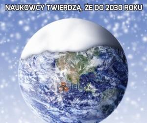 Naukowcy twierdzą, że do 2030 roku