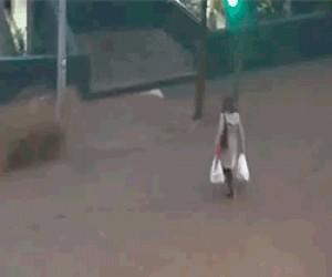 Kolejna ofiara powodzi