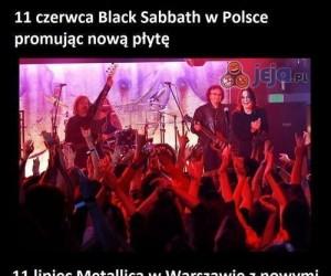 Wydarzenia muzyczne w Polsce