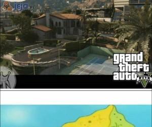Jak to jest z GTA V