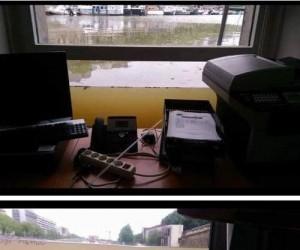 Powódź tak bardzo