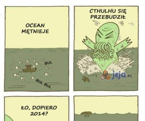 Drzemka Cthulhu