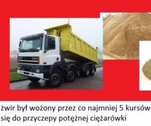 Z ciężarówkami nie ma żartów