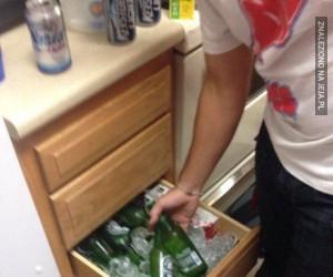 Gdy nie ma miejsca w lodówce