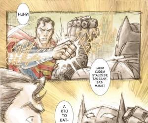 Supermanie, no to masz przekichane...