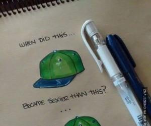 Prawdziwe czapki mają krągłości!