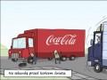Mentos plus Cola, totalna demola