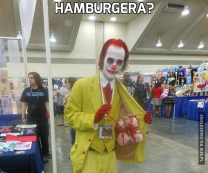 Hamburgera?