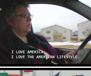 Kocham amerykański styl życia
