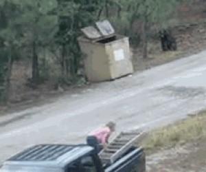 Bezpieczne wyrzucanie śmieci