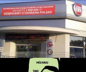 Dziękujemy Ci, Polsko