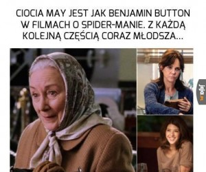 Ciocia May Button