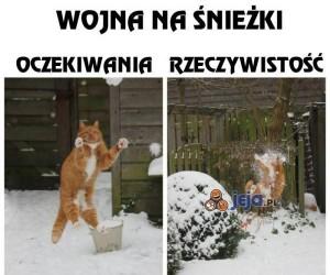Kiedy tylko spadnie śnieg