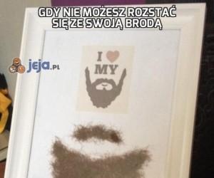 Gdy nie możesz rozstać się ze swoją brodą