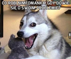 Problem nimfomanki