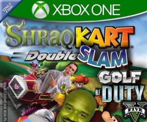 Takie rzeczy tylko na Xboxie