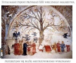 Średniowieczne malarstwo