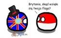 Historia flagi Wielkiej Brytanii
