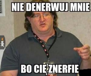 Gaben, nie!