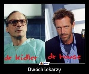 Dwóch lekarzy
