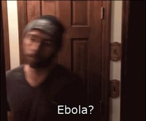 Nie rozumiem ludzi bojących się eboli