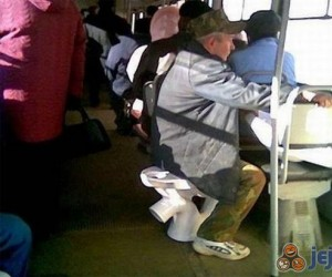 Transport publiczny zapewnia dużą wygodę