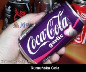 Rumuńska Cola