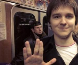 Spock po tygodniu pobytu w Rosji