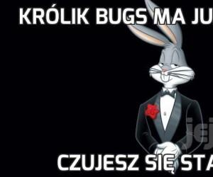 Królik Bugs ma już 75 lat