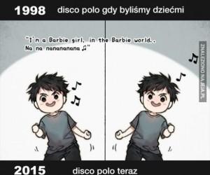 Disco polo kiedyś i dziś