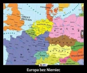 Europa bez Niemiec