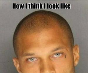 Jak myślę, że wyglądam i jak wyglądam naprawdę